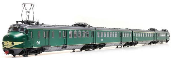 Artitec 20.401.01 - Dutch Electric Locomotive Hondekop 4 nr 764, NS-logo, A-sein, ATB