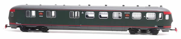 Artitec 21.277.02 - Dutch Streamlined Mail Van of the NS