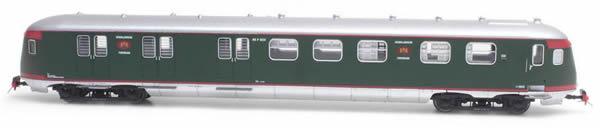 Artitec 21.278.01 - Dutch Streamlined Mail Van of the NS