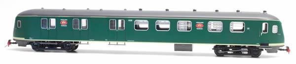 Artitec 21.278.04 - Dutch Mailvan Pec 1928, grassgreen