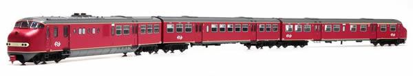 Artitec 21.351.01 - Dutch Diesel Railcar Plan U 134 of the NS