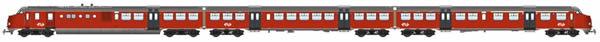 Artitec 21.353.01 - Dutch Diesel Railcar Plan U 139 of the NS