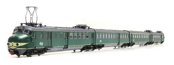 Artitec 21.401.01 - Dutch Electric Locomotive Hondekop 4 nr 764, NS-logo, A-sein, ATB