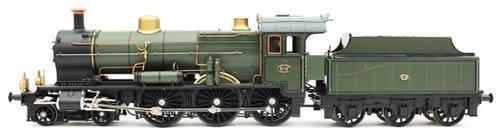 Artitec 22.224.01 - Dutch Steam Locomotive NS 3737, digital w. Sound DC