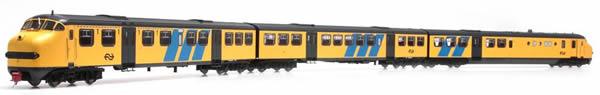 Artitec 22.355.01 - Dutch Diesel Railcar Plan U 128 of the NS