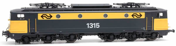Artitec 22.374.01 - Dutch Electric Locomotive V 4.0 1315 with NS Logo of the NS (DCC Sound Decoder)