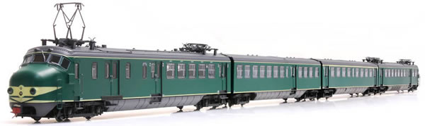 Artitec 22.400.01 - Dutch Electric Locomotive Hondekop 4 nr 770, L-sein (DCC Sound Decoder)