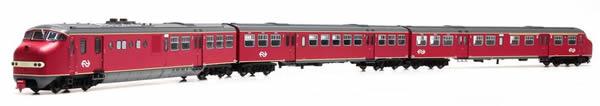 Artitec 23.351.01 - Dutch Diesel Railcar Plan U 134 of the NS