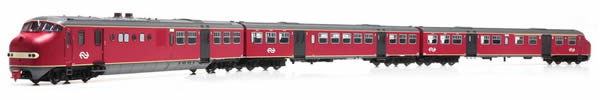 Artitec 23.353.01 - Dutch Diesel Railcar Plan U 139 of the NS