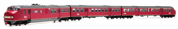 Artitec 24.351.01 - Dutch Diesel Railcar Plan U 134 of the NS