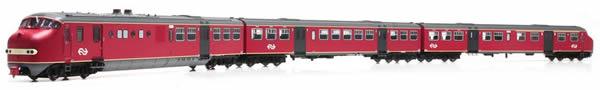 Artitec 24.353.01 - Dutch Diesel Railcar Plan U 139 of the NS