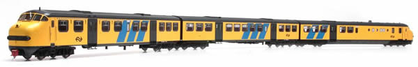 Artitec 24.355.01 - Dutch Diesel Railcar Plan U 128 of the NS