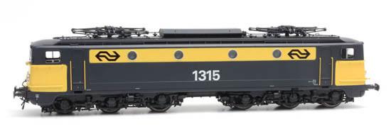 Artitec 24.374.01 - Dutch Electric Locomotive V 4.0 1315 with NS Logo of the NS