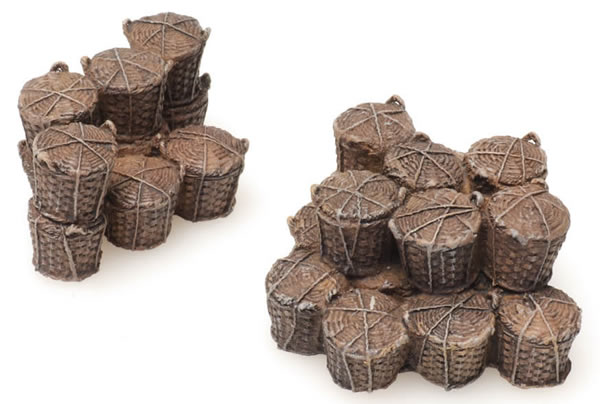 Artitec 28.119 - Cargo for Box Car: fishing baskets