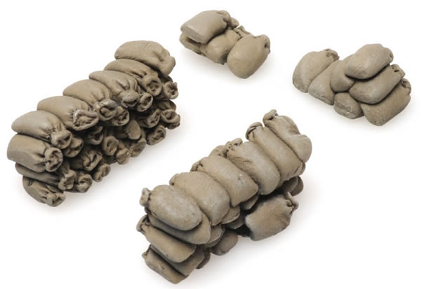 Artitec 28.120 - Cargo for Box Car: burlap sacks