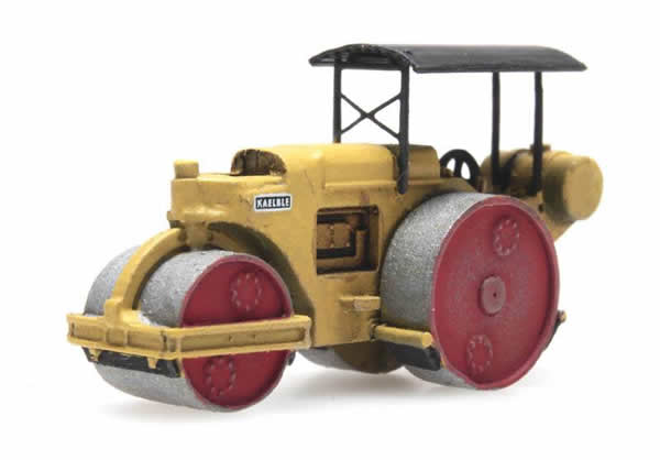 Artitec 316.057 - Road roller Kaelble yellow