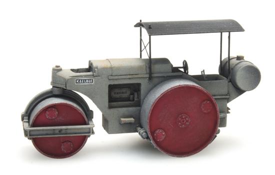Artitec 316.058 - Road roller Kaelble grey
