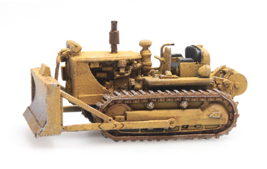 Artitec 316.064 - Bulldozer D7 Yellow