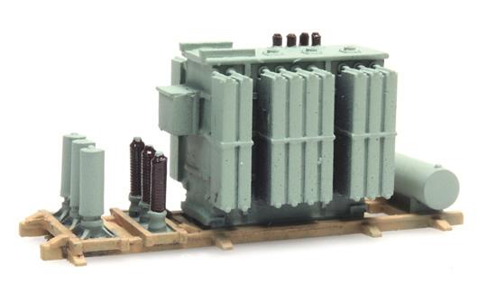 Artitec 316.066 - Cargo: AEG Transformator