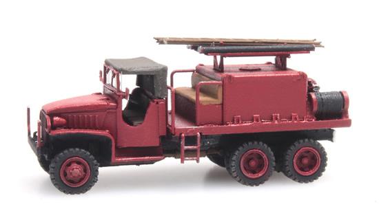 Artitec 316.069 - GMC 353 Fire truck