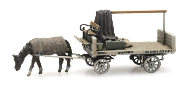 Artitec 316.079 - VG&L horse and wagon