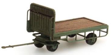 Artitec 316.13-GN - Electric platform Truck green