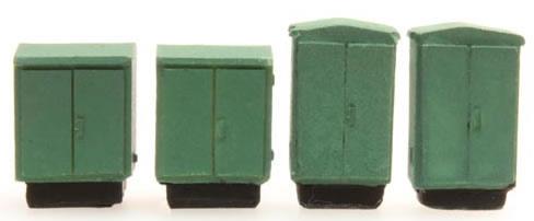 Artitec 316.22 - Switchboxes (4 pieces)