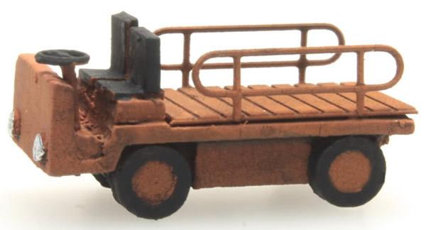 Artitec 322.012 - Electr. platform truck orange
