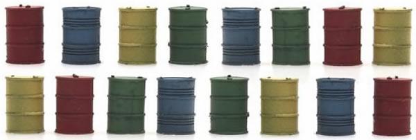 Artitec 322.013 - Oil drums