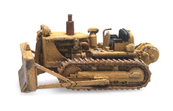 Artitec 322.019 - Bulldozer D7 Yellow