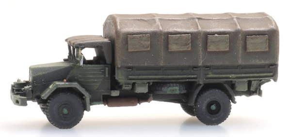 Artitec 322.032 - German Truck MAN AE Cargo