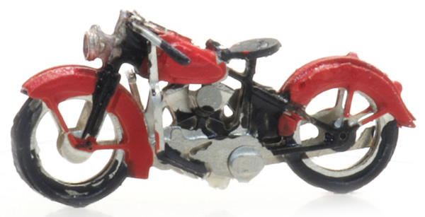 Artitec 322.038 - US motorcycle civilian
