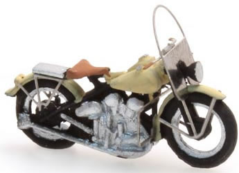 Artitec 387.04-IY - US Motorcycle Liberator Ivory