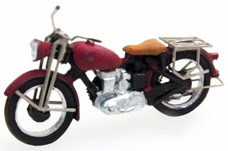 Artitec 387.05-RD - German Motorcycle Triumph Red