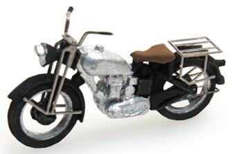 Artitec 387.05-SR - German Motorcycle Triumph Silver