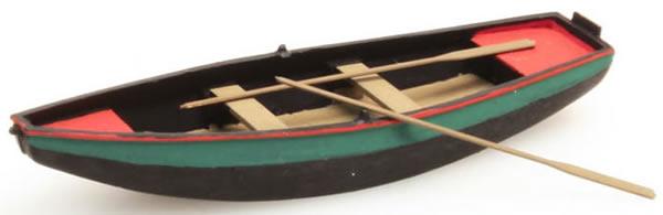 Artitec 387.09-GN - Rowboat (Steel) Green