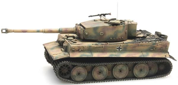 Artitec 387.102-CM - German Army Tiger I 1943 Camouflage