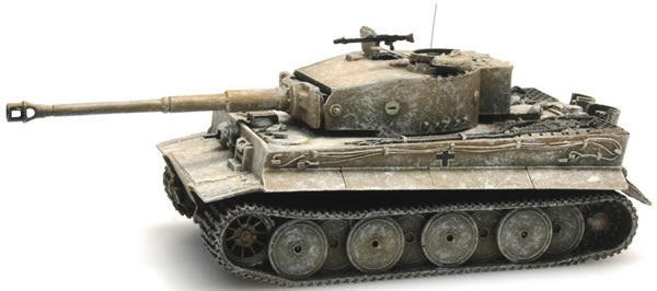 Artitec 387.102-WY - German Army Tiger I 1943 Yellow Winter Camo
