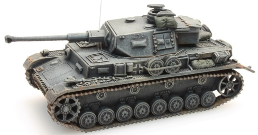 Artitec 387.108-GR - German Army PzKampfwg IV F 2