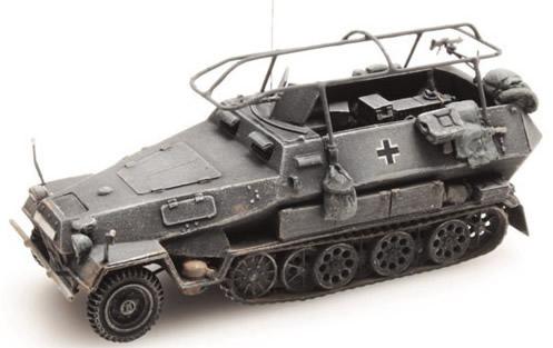 Artitec 387.110-GR - German Army Sd. Kfz 251/3B