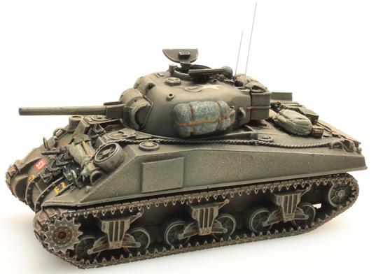 Artitec 387.112 - UK Sherman M4A4