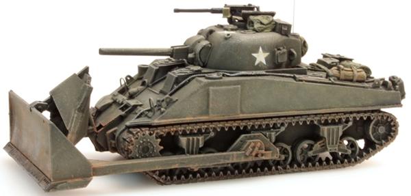 Artitec 387.116 - US/UK Sherman M4 Dozer