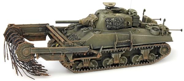 Artitec 387.117 - US/UK Sherman M4A4 Flail