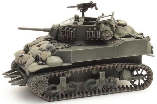 Artitec 387.118 - US M5A1 Hedgerow cutter