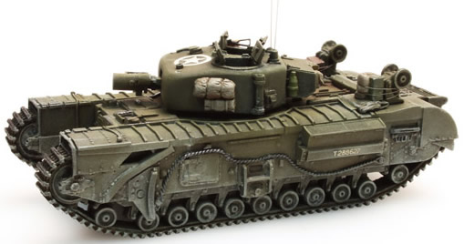 Artitec 387.119 - UK Churchill Tank AVRE