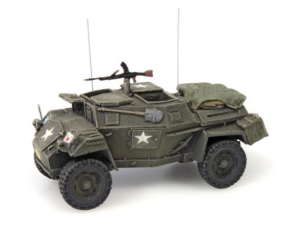 Artitec 387.121 - UK Humber Mk I Bren gun