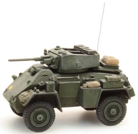 Artitec 387.122 - UK Humber Arw. car Mk IV 37mm
