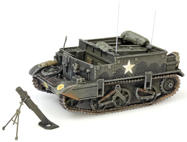 Artitec 387.125 - UK Universal carrier Mortar