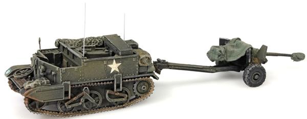 Artitec 387.126 - UK Universal carrier+6 pnd Antitank gun