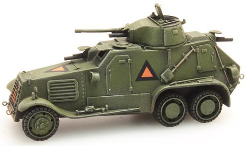 Artitec 387.127 - Dutch Landsverk Armored Vehicleerk Armored Vehicle L-181 M36.